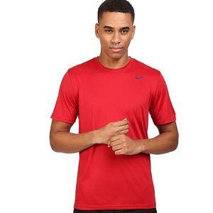 Nike DRI-FIT Red/Orange T-Shirt